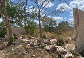 Foto de terreno habitacional en venta en  , tixcacal opichen, mérida, yucatán, 14495713 No. 01