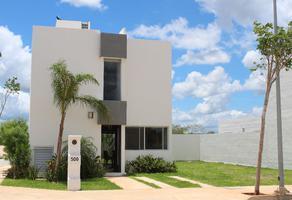 Foto de casa en venta en  , tixcacal opichen, mérida, yucatán, 17874521 No. 01