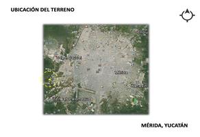 Foto de terreno comercial en venta en  , tixcacal opichen, mérida, yucatán, 18375749 No. 01