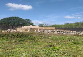 Foto de terreno habitacional en venta en  , tixcacal opichen, mérida, yucatán, 18475367 No. 01