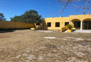 Foto de rancho en venta en  , tixcacal opichen, mérida, yucatán, 19634563 No. 01