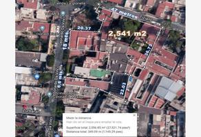 Foto de terreno habitacional en venta en tiziano 38, mixcoac, benito juárez, df / cdmx, 14409763 No. 01