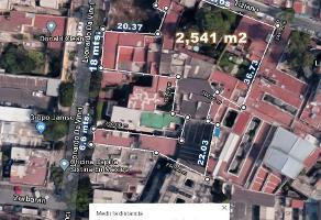 Foto de terreno habitacional en venta en tiziano , mixcoac, benito juárez, df / cdmx, 14409406 No. 01