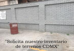 Foto de terreno habitacional en venta en tlacoquemecatl , tlacoquemecatl, benito juárez, df / cdmx, 0 No. 01