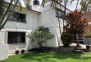 Foto de casa en renta en tlahuicas 1, reforma, cuernavaca, morelos, 0 No. 01