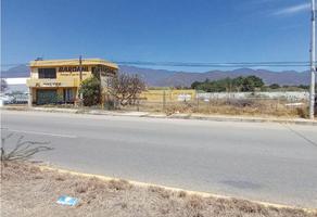 Foto de terreno habitacional en venta en  , tlalixtac de cabrera, tlalixtac de cabrera, oaxaca, 0 No. 01