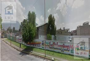 Foto de terreno habitacional en venta en  , tlalnepantla centro, tlalnepantla de baz, méxico, 14903803 No. 01