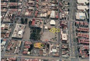 Foto de terreno habitacional en venta en  , tlalnepantla centro, tlalnepantla de baz, méxico, 0 No. 01