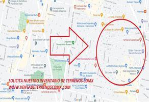 Foto de terreno habitacional en venta en tlalpan 40, san simón ticumac, benito juárez, df / cdmx, 0 No. 01