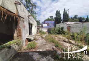 Foto de terreno habitacional en venta en  , tlalpan centro, tlalpan, df / cdmx, 18703987 No. 01