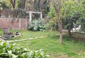 Foto de terreno habitacional en venta en  , tlalpan, tlalpan, df / cdmx, 10994421 No. 01