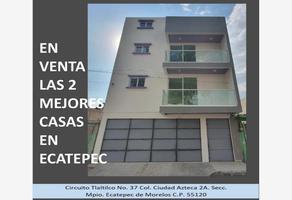 Foto de casa en venta en tlaltilco 37, ciudad azteca sección poniente, ecatepec de morelos, méxico, 0 No. 01