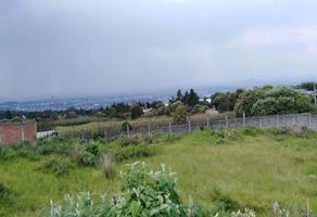Foto de terreno habitacional en venta en tlatlenango , la magdalena petlacalco, tlalpan, df / cdmx, 19059514 No. 01