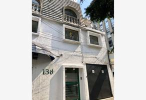 Foto de casa en venta en tlaxcala 138, roma sur, cuauhtémoc, df / cdmx, 0 No. 01