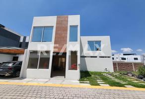 Foto de casa en condominio en venta en tlaxcalancingo , san bernardino tlaxcalancingo, san andrés cholula, puebla, 8207287 No. 01