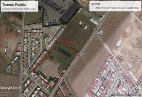 Foto de terreno comercial en venta en tlaxcalanotl , cuautlancingo, cuautlancingo, puebla, 18984389 No. 01