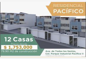 Foto de casa en venta en todos los santos 2011, industrial pacífico i, tijuana, baja california, 0 No. 01
