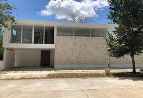 Foto de casa en venta en tok , yucatan, mérida, yucatán, 0 No. 01