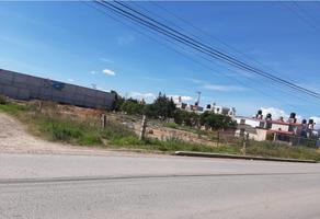 Foto de terreno habitacional en venta en  , tollancingo, tulancingo de bravo, hidalgo, 0 No. 01