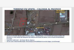Foto de terreno habitacional en venta en toluca - ciudad altamirano 9, san matías transfiguración, zinacantepec, méxico, 19274727 No. 01