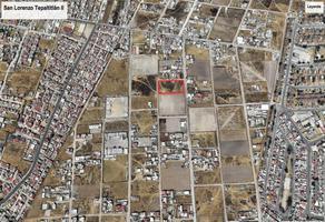 Foto de terreno habitacional en venta en  , toluca, toluca, méxico, 11492133 No. 01