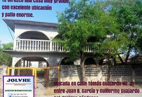 Foto de casa en venta en tomás guajardo 31, enrique cárdenas, matamoros, tamaulipas, 12018202 No. 01