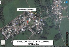 Foto de terreno comercial en venta en tomas tapia 42, esperanza, córdoba, veracruz de ignacio de la llave, 12900711 No. 01
