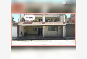 Foto de casa en venta en tomas urbina 100, emiliano zapata, durango, durango, 0 No. 01