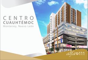 Foto de departamento en venta en torre cuauhtémoc , centro, monterrey, nuevo león, 0 No. 01