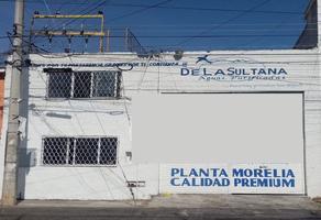 Foto de bodega en renta en torremolinos , jardines de torremolinos, morelia, michoacán de ocampo, 17734626 No. 01
