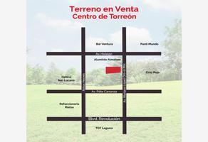 Foto de terreno comercial en venta en  , torreón centro, torreón, coahuila de zaragoza, 16223995 No. 01