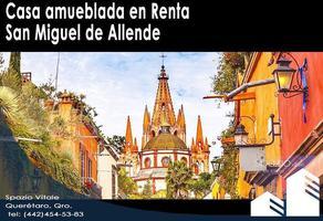 Foto de casa en renta en torres landa 111111, santa cecilia, san miguel de allende, guanajuato, 0 No. 01