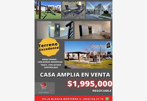 Foto de casa en venta en toscana 0, bonterra, ramos arizpe, coahuila de zaragoza, 0 No. 01