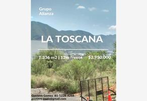 Foto de terreno habitacional en venta en toscana 100, el uro, monterrey, nuevo león, 0 No. 01
