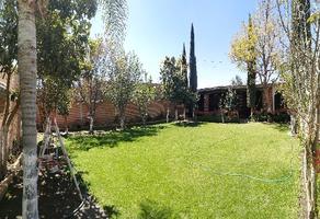 Foto de rancho en venta en tranquilidad 1, san angel i, san luis potosí, san luis potosí, 19389087 No. 01
