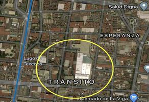 Foto de terreno habitacional en venta en  , transito, cuauhtémoc, df / cdmx, 19042938 No. 01