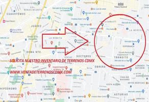 Foto de terreno habitacional en venta en transito , transito, cuauhtémoc, df / cdmx, 0 No. 01