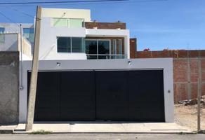 Foto de casa en venta en tres cruces 1, jardines de san manuel, puebla, puebla, 19210317 No. 01