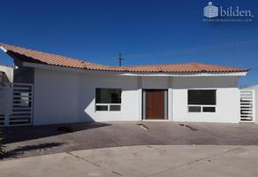 Foto de casa en venta en tres misiones 100, tres misiones, durango, durango, 0 No. 01