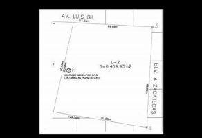 Foto de terreno habitacional en venta en  , trojes de alonso, aguascalientes, aguascalientes, 11815876 No. 01