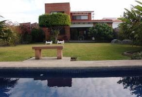 Foto de casa en venta en tulipanes, sección tepozteco , lomas de oaxtepec, yautepec, morelos, 0 No. 01