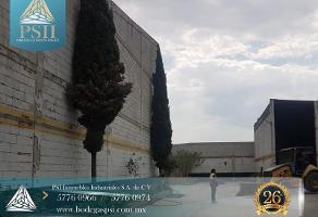 Foto de nave industrial en renta en tultitlan 12, barrio nuevo tultitlán, ecatepec de morelos, méxico, 8771266 No. 01
