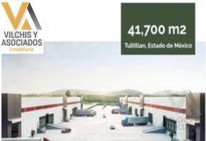 Foto de nave industrial en renta en  , tultitlán de mariano escobedo centro, tultitlán, méxico, 19411620 No. 01