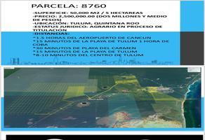 Foto de terreno comercial en venta en tulum 1, lomas del tecnológico, san luis potosí, san luis potosí, 19155734 No. 01