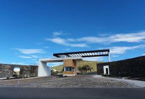 Foto de terreno habitacional en venta en turquesa , desarrollo habitacional zibata, el marqués, querétaro, 0 No. 01