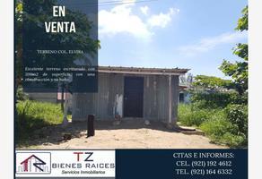 Foto de terreno habitacional en venta en turquesa , elvira ochoa de hernández, coatzacoalcos, veracruz de ignacio de la llave, 8580050 No. 01