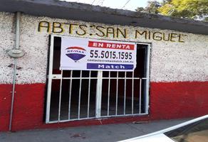Foto de local en renta en tutino , san miguel, iztapalapa, df / cdmx, 17531414 No. 01