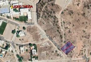 Foto de terreno habitacional en venta en tuxpan , lomas altas, hermosillo, sonora, 0 No. 01