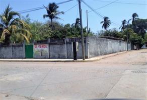 Foto de terreno industrial en venta en tuxpan , plan de los amates, acapulco de juárez, guerrero, 8328100 No. 01