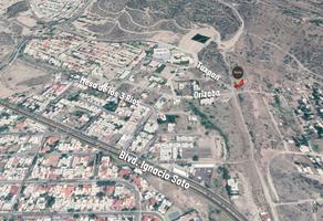 Foto de terreno habitacional en venta en tuxpan y orizaba lote 9 manzana 28 , lomas altas, hermosillo, sonora, 17304928 No. 01
